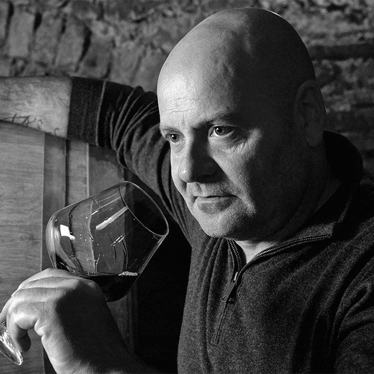 Corrado Meinardi - Il vino per noi è vita e gioia